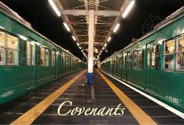 The Parable of the Two Trains: Old/New Covenants (2)